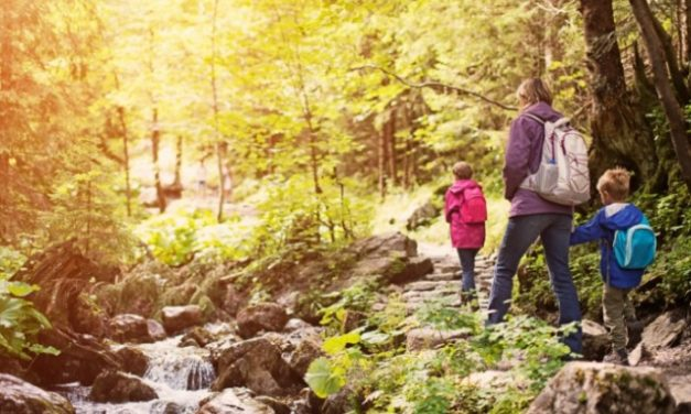 Reconnecting today's kids with the outdoors